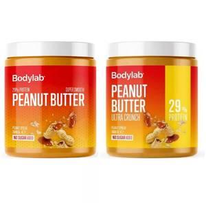 Bilde av Bodylab Peanut Butter 1kg - Mix Selv 2 stk