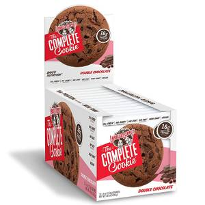 Bilde av Lenny & Larry's Complete Cookie Double Chocolate 12-PAKK