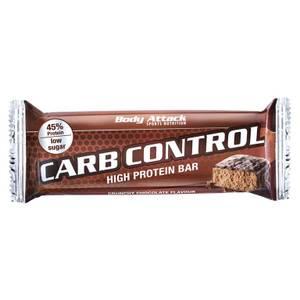 Bilde av Body Attack Carb Control Protein Bar 100g, Crunchy Chocolate