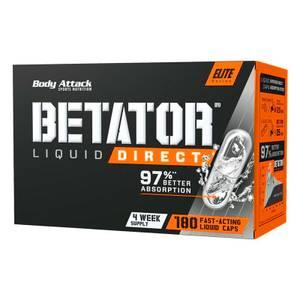 Bilde av Body Attack Betator 180 kapsler