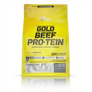 Bilde av Olimp Gold Beef Protein 700g, Cookies & Cream