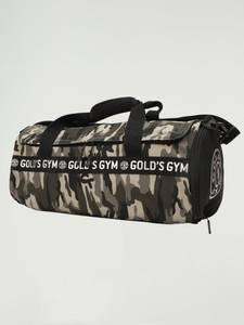 Bilde av Gold's Gym Camo Barrel Gym Bag