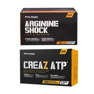 Bilde av Arginine Shock + CreaZ ATP
