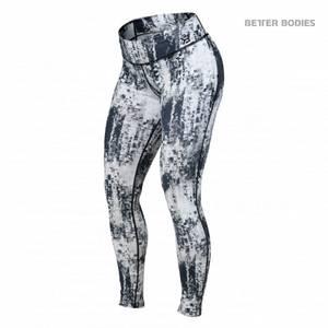 Bilde av Better Bodies Bowery Tights - Black/white L - 1 STK
