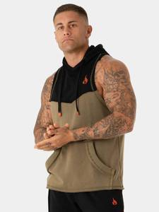 Bilde av Ryderwear Utility Sleeveless Hoodie Tank