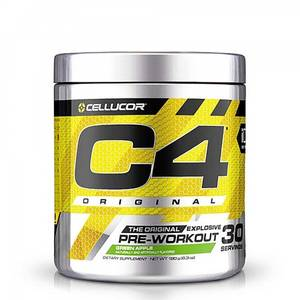 Bilde av C4 Pre-Workout 30 Serveringer Green Apple