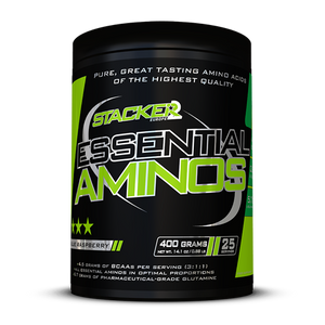 Bilde av Stacker2 Essential Aminos 400g Orange