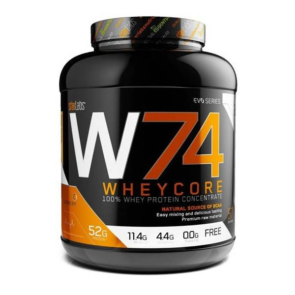 Starlabs W74 Whey Core 2kg Chocolate Milkshake
