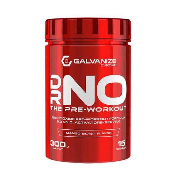 Galvanize Dr. NO PWO 300g Pineapple Paradise
