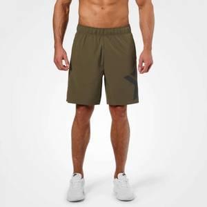 Bilde av Better Bodies Hamilton Shorts - Khaki Green L - 1 STK