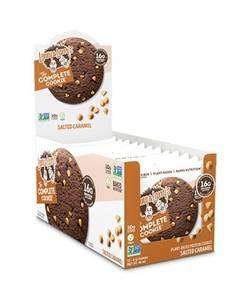 Bilde av Lenny & Larry's Complete Cookie Salted Caramel 12-PAKK