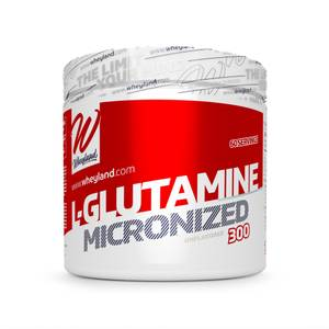 Bilde av Wheyland - L-Glutamin Micronized 300g