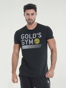 Bilde av Gold's Gym Performance Logo Tee