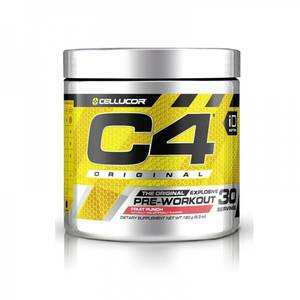 Bilde av C4 Pre-Workout 30 Serveringer Fruit Punch