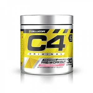 Bilde av C4 Pre-Workout 30 Serveringer Strawberry Margarita