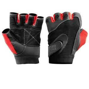 Bilde av Better Bodies Pro Lifting Gloves - Black/red S - 1 STK