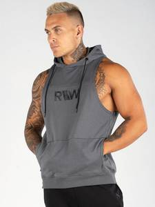 Bilde av Ryderwear Flex Sleeveless Hoodie
