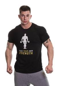 Bilde av Gold's Gym Strength Tee