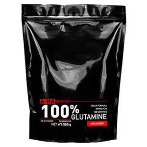 Bilde av A-HA Nutrition 100% Glutamine 500g