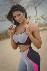 Bilde av Superhot Athlete Top - Grey One Size