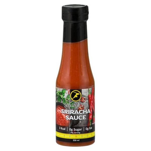 Bilde av Slender Chef Sriracha Sauce (6x350ml)