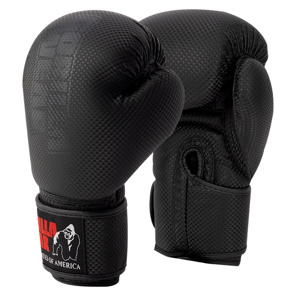 Bilde av Montello Boxing Gloves - Black