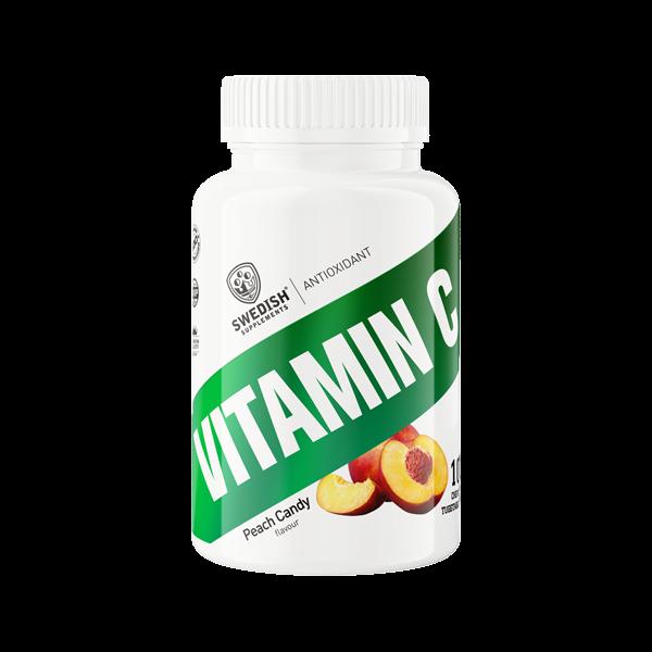 Bilde av Vitamin C, Chewable, 100tabs