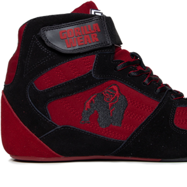 Bilde av Perry High Tops Pro - Red/Black, EU 40