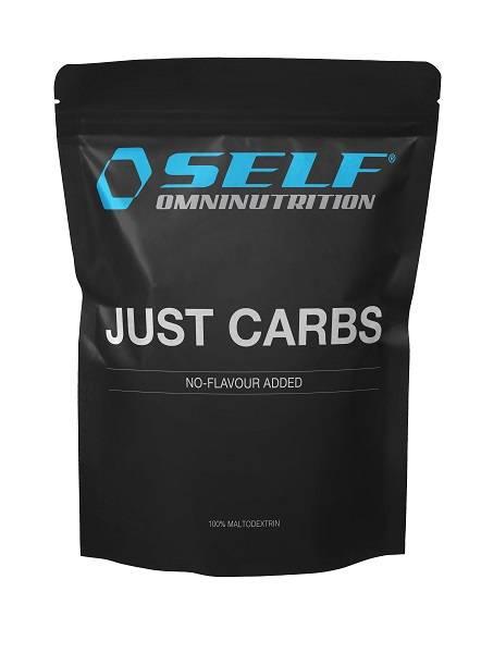 Bilde av Just Carbs 1 kg Zip - Natural