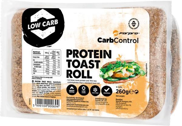 Bilde av Protein Toast Roll, 4x65g