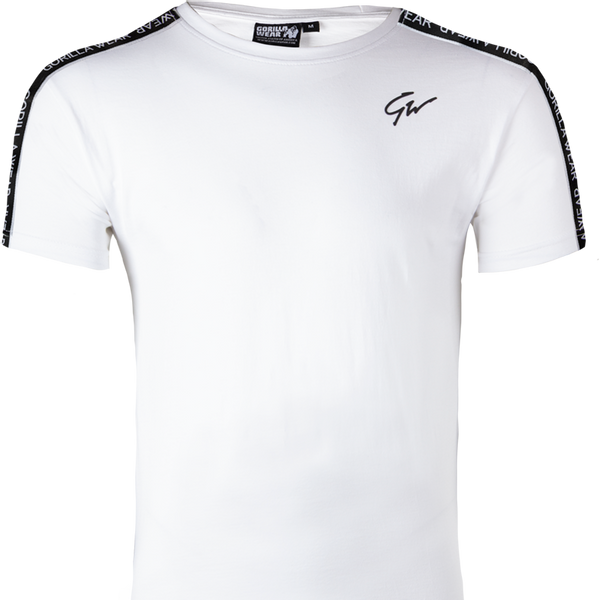 Bilde av Chester T-shirt - White/Black