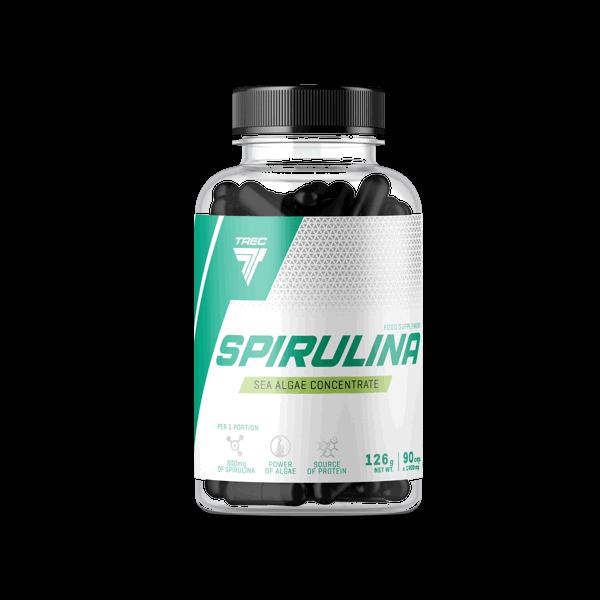 Bilde av Spirulina, 90 kapsler