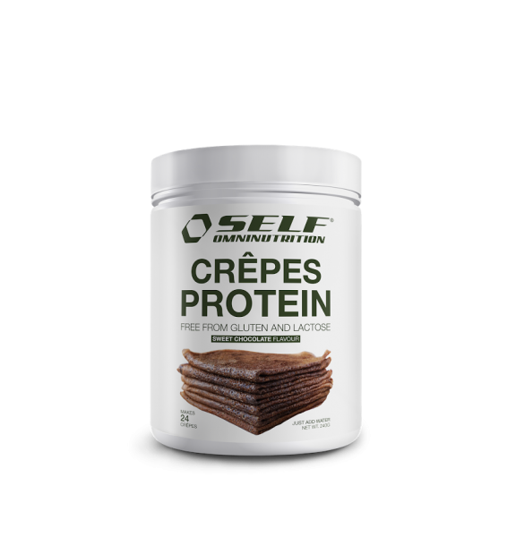Bilde av Crepes Protein - Chocolate - 240g