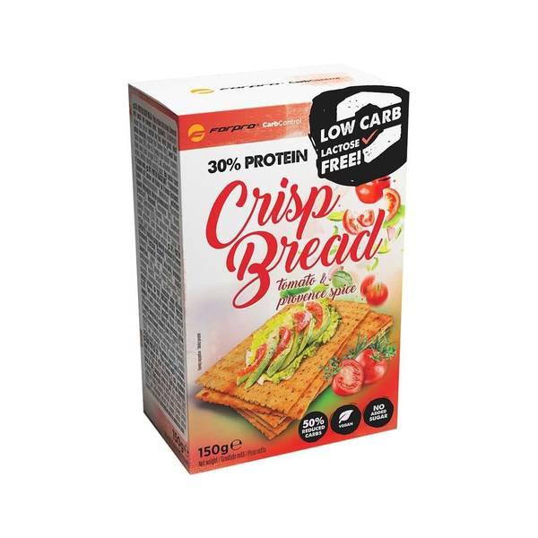 Bilde av 30% Protein Crisp Bread, 150g, Tomato & Provence Spice