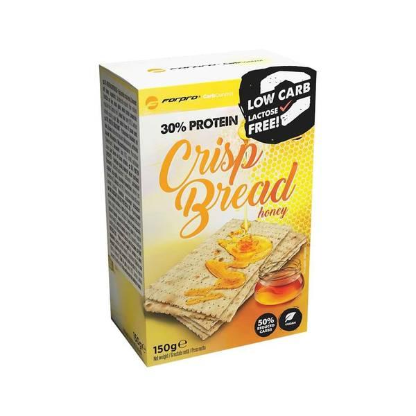 Bilde av 30% Protein Crisp Bread, 150g, Honey