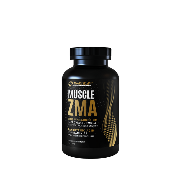 Bilde av Muscle ZMA - 120 kapsler