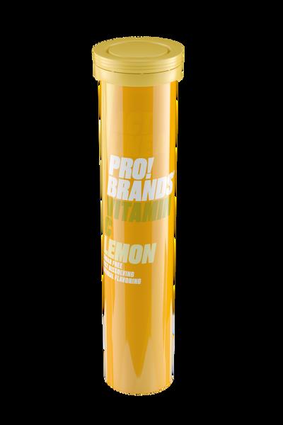 Bilde av Vitaminpro Vitamin C, 20tab x 12stk, Lemon