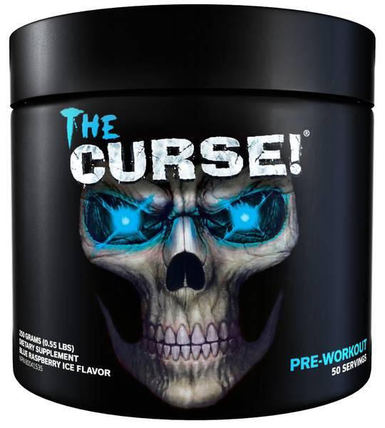 Bilde av The Curse Preworkout (Cobra Labs) - 250g