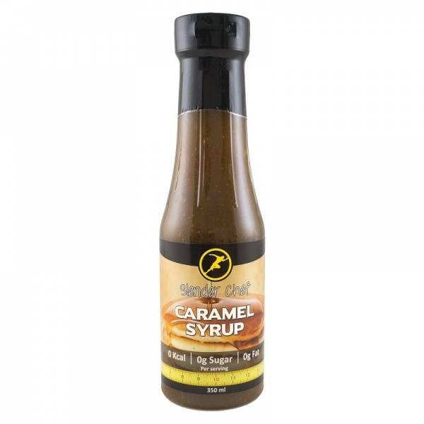 Bilde av Slender Chef Caramel Syrup (6x350ml)