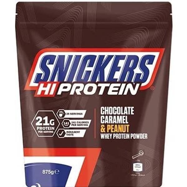 Bilde av Snickers Protein Powder - 875g - Chocolate Peanut