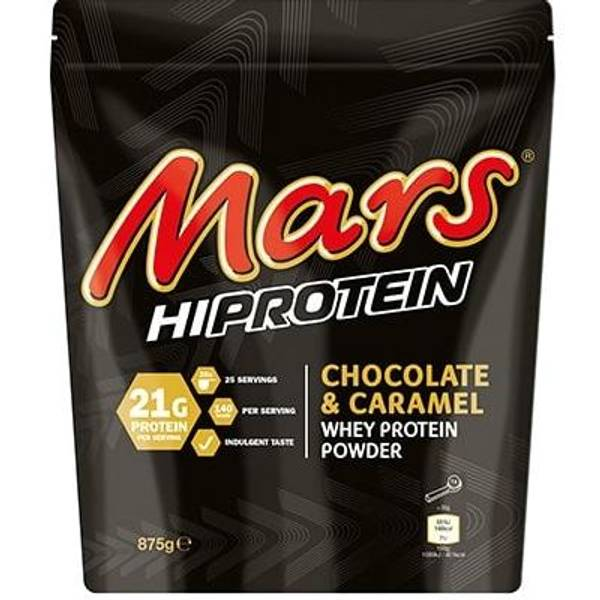 Bilde av Mars Protein Powder - 875g - Chocolate Caramel