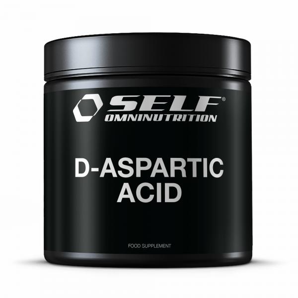 Bilde av D.A.A (D-Aspartic Acid) - 200g