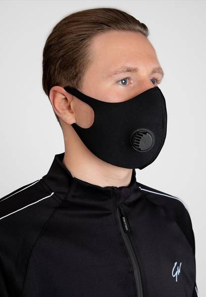 Bilde av Filter Face Mask - Black