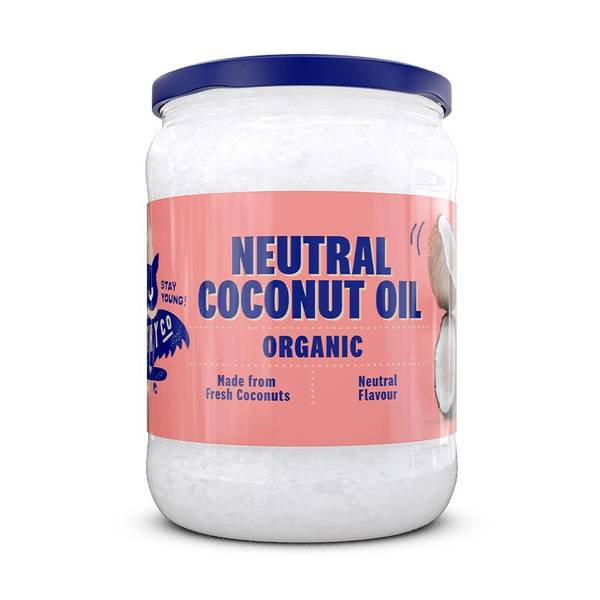 Bilde av Healthyco Coconut Oil Neutral - 500ml x 4stk,