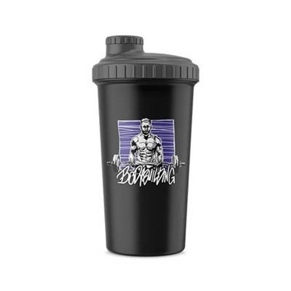 Bilde av Shaker 042 - 0,7L Black #Bodybuilding