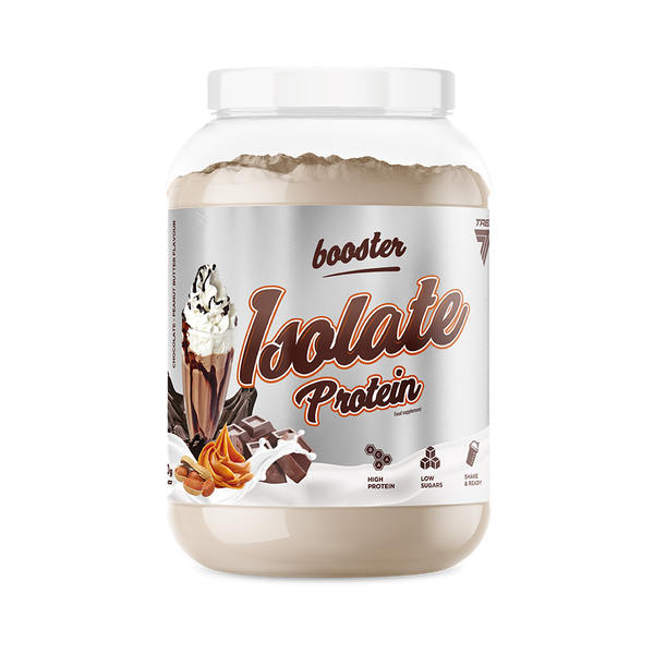 Bilde av Booster Isolate Protein - 700g JAR