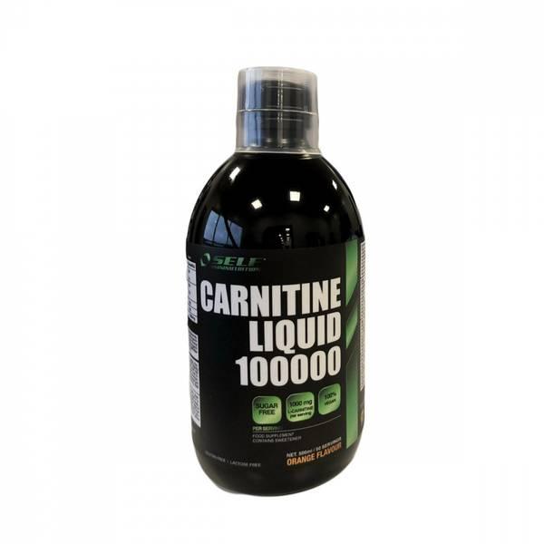 Bilde av Carnitine Liquid 100000 - 500ml X 12 FLASKER