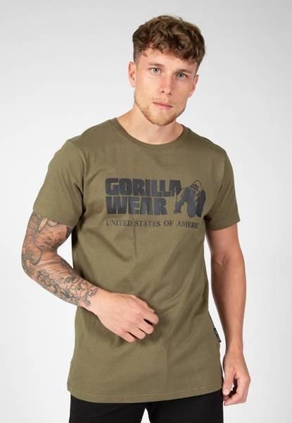 Bilde av Classic T-shirt - Army Green
