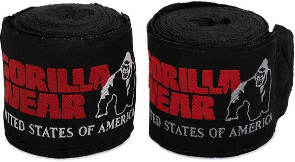 Bilde av Boxing Hand Wraps - Black