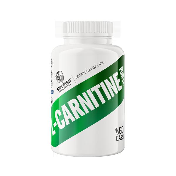 Bilde av L-Carnitine Forte, 60 caps